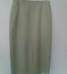 nova midi elegantna suknja 42-44