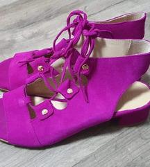 Nove Guliver Stefania ljubičaste sandale