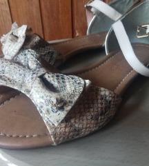 Cravo&canela sandale zmijski uzorak