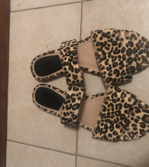 Leopard sandale