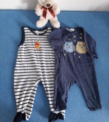 Lot tutica/pidžamica broj 74