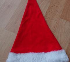 Djed Mraz kapa za bebe br. 80