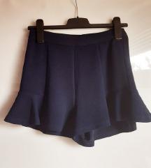 💲 -50%💲 Kratke hlačice s volanom visoki struk M