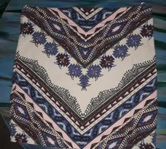 Aztec mini suknja