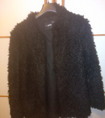 Asos petite exsclusive fluffy coatigan