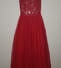 Duga svecana haljina