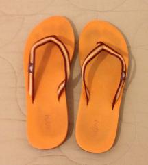 Narančaste japanke 38 besplatna dostava