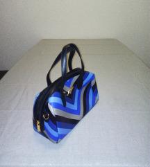 Mala, prugasta torbica