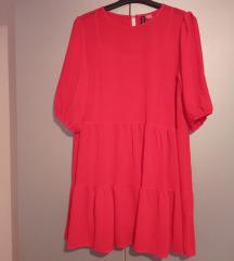 H&M crvena nova haljina