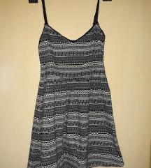 Kratka ljetna haljinica