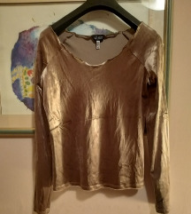 Armani, zlacana majicka
