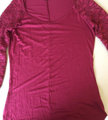 Bordo majica Amisu XL (L,M)
