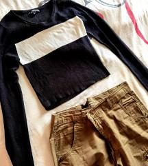 Lot hlače i crop top