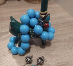 Set ogrlica prsten