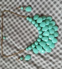 Ogrlica i naušnice NOVO