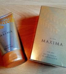 Luksuzni Maxima edp + parfumirani losion gratis