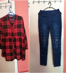 tunika i hlače M-XL