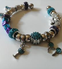 Charms bracelet sa imenom