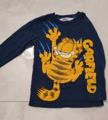 H&M garfield majica