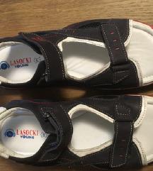 Kožne sandale 36 nove