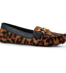 Nove C wonder leopard driving moccasins