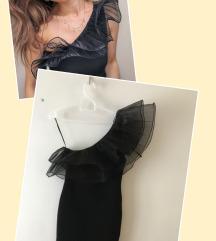 ZARA haljina s organzom NOVO