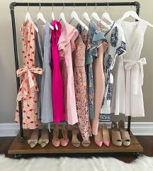 Ljetne haljine L/XL