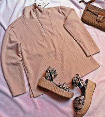 Majica trenirka oversize Zara M/L/XL