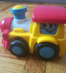 Mala vesela lokomotivica
