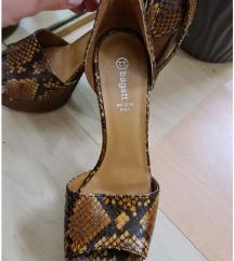 Sandale na petu kozne