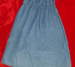 Amadeus jeans haljina S/M