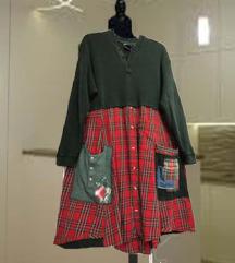 tunika haljina ručna izrada