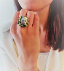 Tiffany prsten Ruby