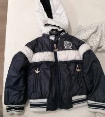 Armani zimska jakna za bebe