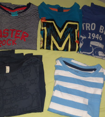 Lot 110 majice 5 komada