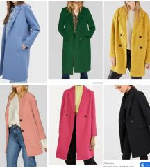 • TRAŽIM • kaput u boji