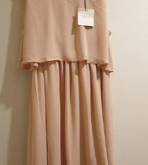 Asos haljina za trudnice s etiketom