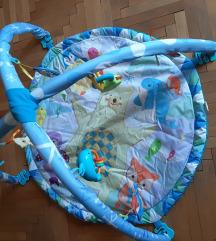 Podloga za igru za bebe