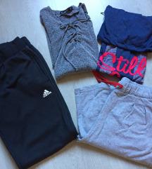 Lot ženske odjeće xs/s