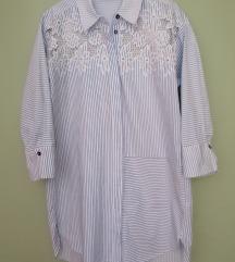 Košulja/haljina Zara vel. M/L