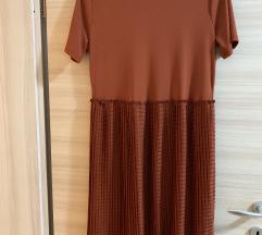 Zara haljina kratkih rukava