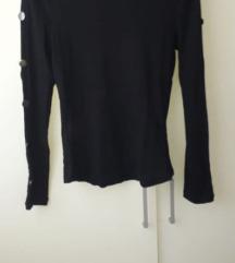 Terra nova  crna majica