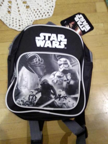 Novo!STAR WARS ruksak