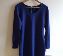 🖤 MOTIVI PLAVA haljina L/40
