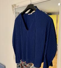 Zara | Plava Bluza