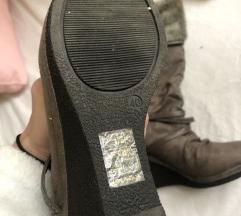 Čizme na punu petu