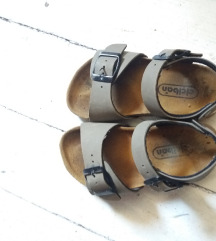 Kožne sandale ciciban