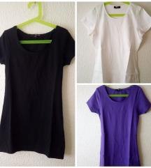 LOT ljetnih majica XS/S