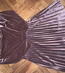 Velvet haljina-asos