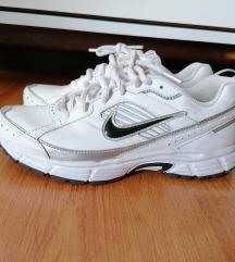 Nike tenisice KAO NOVE crne bijele sive kožne